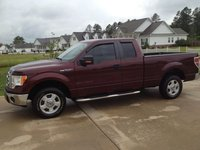 Picture of 2010 Ford F-150 XLT SuperCab LB, exterior, gallery_worthy