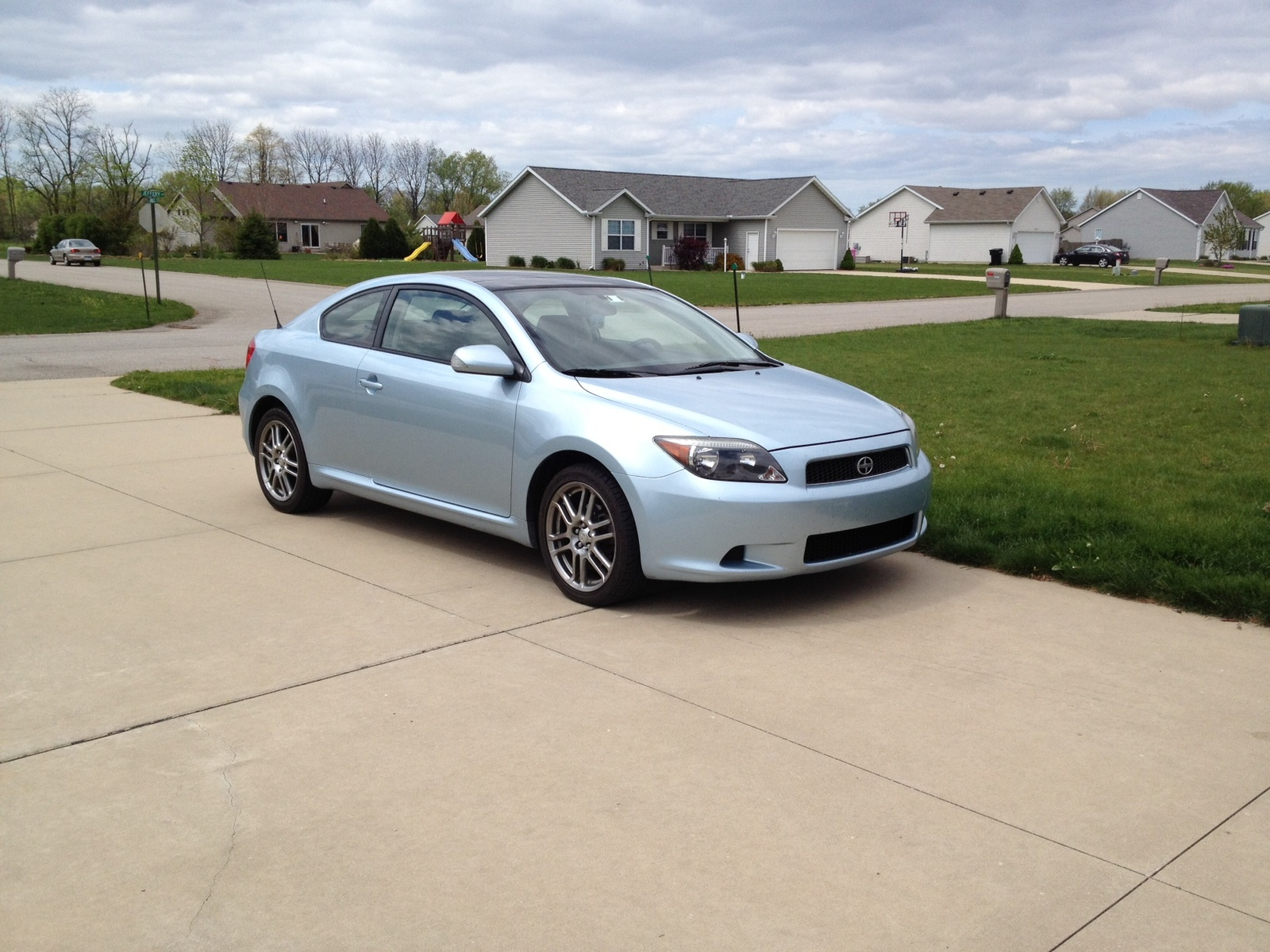 2005 Scion Tc Related Infomation Specifications