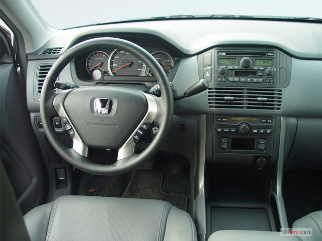 2004 Honda Pilot Interior Pictures Cargurus