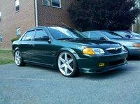 Picture of 1999 Mazda Protege 4 Dr ES Sedan, exterior, gallery_worthy