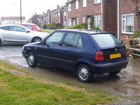 Picture of 1998 Skoda Felicia, exterior, gallery_worthy