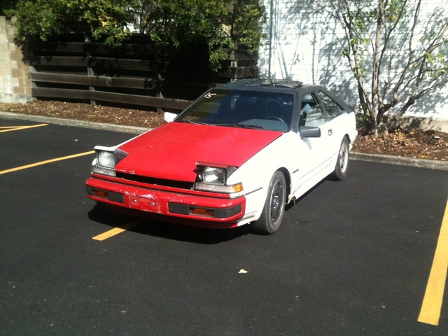Picture of 1988 Nissan 200SX, exterior, gallery_worthy