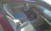 1994 Nissan Altima GXE, Picture of 1994 Nissan Altima 4 Dr GXE Sedan, interior