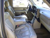 Picture of 2002 Chevrolet Suburban 1500 LS 4WD, interior