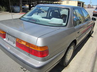 1990 Honda Accord EX, Picture of 1990 Honda Accord 4 Dr EX Sedan, exterior