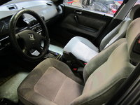 1990 Honda Accord EX, Picture of 1990 Honda Accord 4 Dr EX Sedan, interior