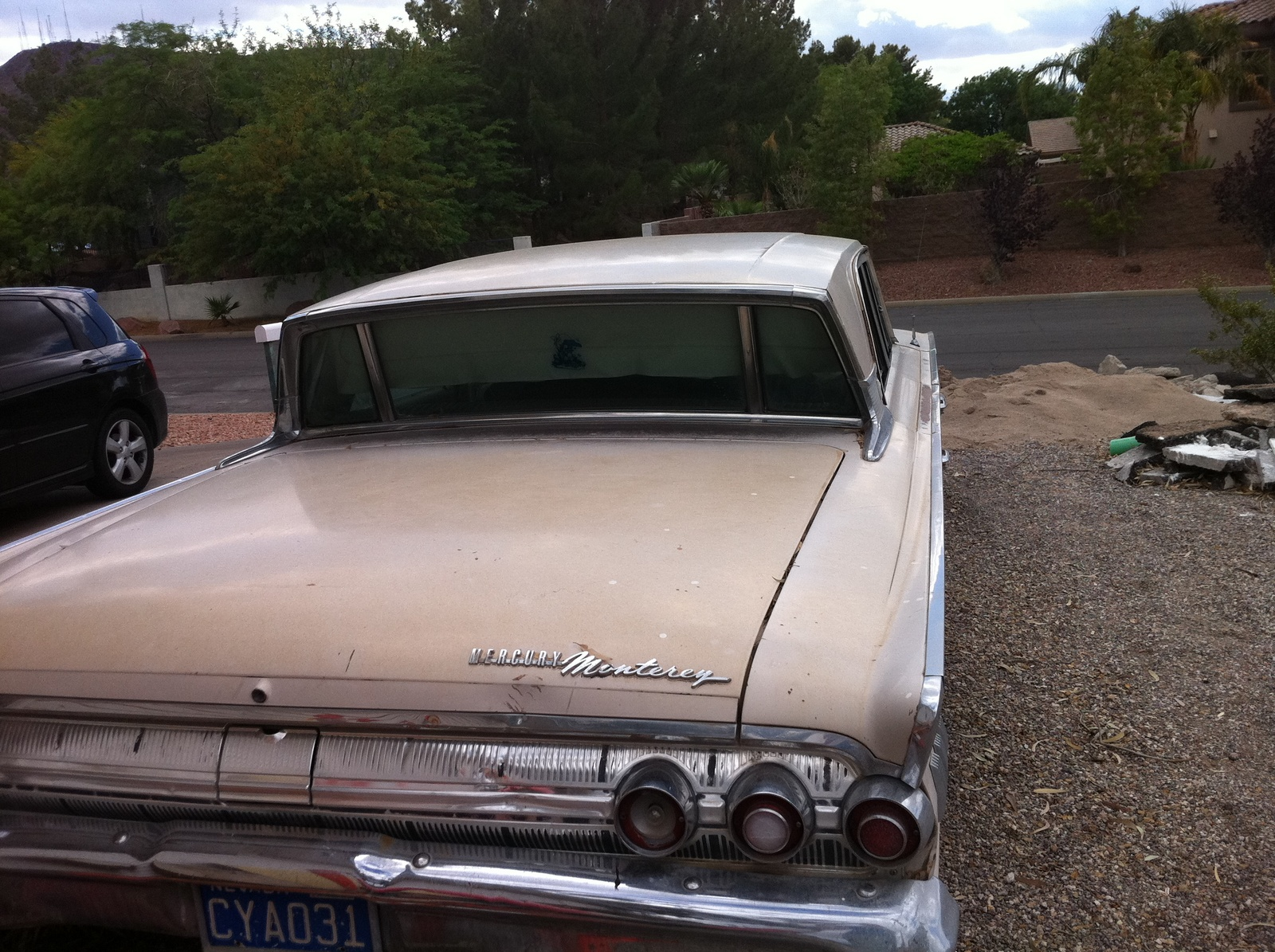 Picture of 1962 Mercury Monterey