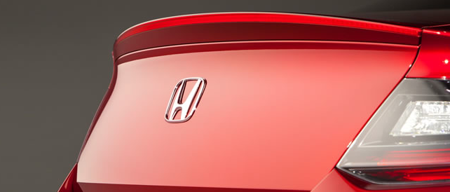 2013 Honda Accord Coupe, Trunk., manufacturer, exterior