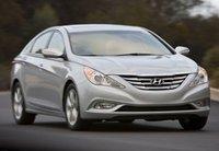2013 Hyundai Sonata, Front View copyright AOL Autos., exterior, manufacturer