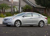 2013 Hyundai Sonata, Front quarter view copyright AOL Autos., exterior, manufacturer, gallery_worthy