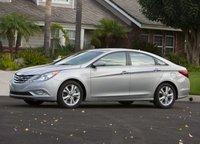 2013 Hyundai Sonata Picture Gallery