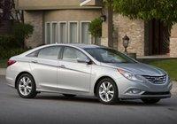 2013 Hyundai Sonata, Front quarter view copyright AOL Autos., exterior, manufacturer