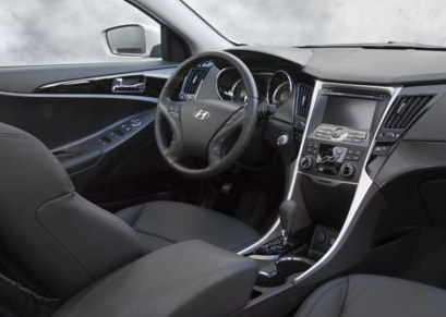 2013 Hyundai Sonata, Front Seat copyright AOL Autos., exterior, interior, manufacturer