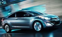2013 Hyundai Elantra Coupe Overview