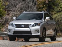 2013 Lexus RX 350 Picture Gallery
