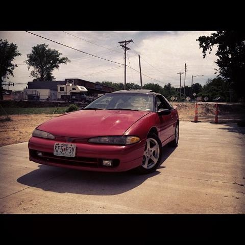 Picture of 1993 Mitsubishi Eclipse GS 2.0, exterior, gallery_worthy
