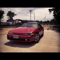 Picture of 1993 Mitsubishi Eclipse GS 2.0, exterior