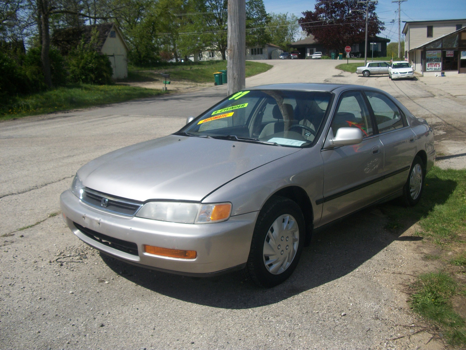 Used Nissan Altima Coupe 1997 Honda Accord - Pictures - CarGurus