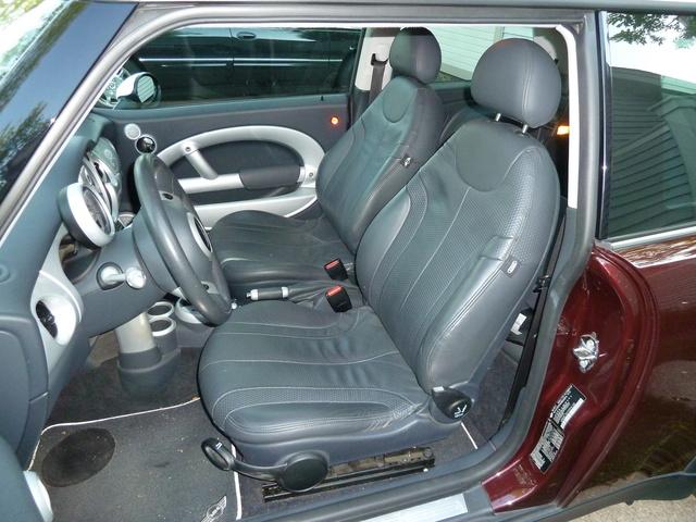 2003 Mini Cooper Interior Pictures Cargurus