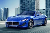 2013 Maserati GranTurismo Picture Gallery