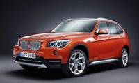 2013 BMW X1 Overview