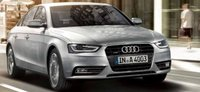 2013 Audi A4, Front quarter view., exterior, manufacturer, gallery_worthy