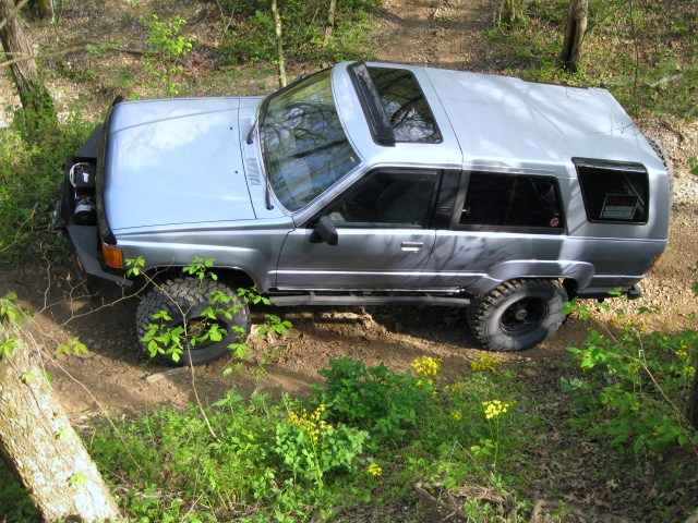 Picture of 1989 Toyota 4Runner, exterior