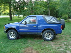 Picture of 1991 Isuzu Amigo 2 Dr XS 4WD Convertible