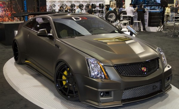 Picture of 2013 Cadillac CTS-V Coupe