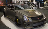 Picture of 2013 Cadillac CTS-V Coupe, exterior, gallery_worthy