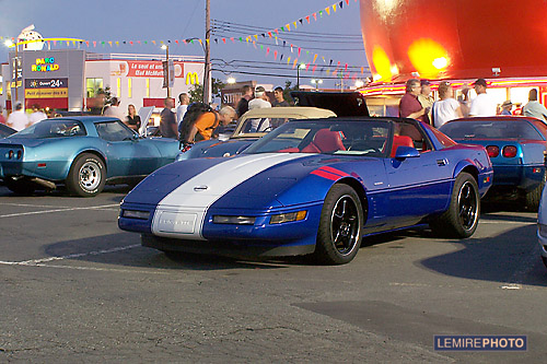 1996 Chevrolet Corvette 2 Dr Grand Sport Hatchback picture