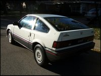 1987 Honda Civic CRX Overview