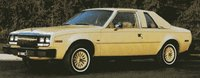1982 AMC Concord Overview