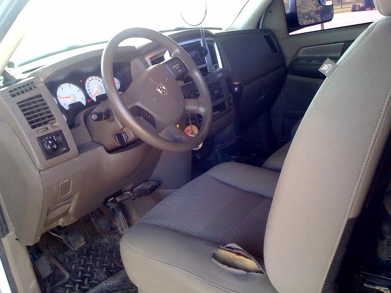 Picture Of 2007 Dodge Ram Pickup 3500 Slt Interior