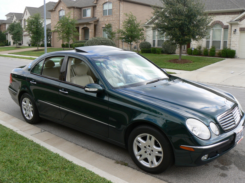 2003 mercedes benz e class exterior pictures cargurus. Black Bedroom Furniture Sets. Home Design Ideas