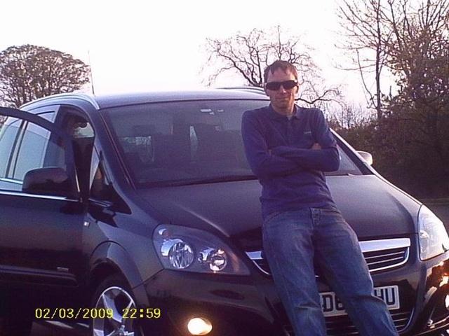 Picture of 2010 Vauxhall Zafira