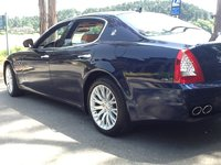 Picture of 2009 Maserati Quattroporte S, exterior, gallery_worthy