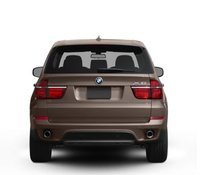 2013 BMW X5, Back View copyright AOL Autos., exterior, manufacturer