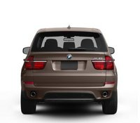 2013 BMW X5, Back View copyright AOL Autos., exterior, manufacturer
