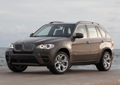 2013 BMW X5, Front quarter view copyright AOL Autos., exterior, manufacturer