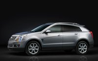 2013 Cadillac SRX, Side View., exterior, manufacturer
