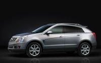 2013 Cadillac SRX, Side View., exterior, manufacturer