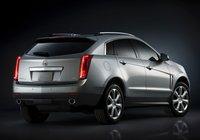 2013 Cadillac SRX, Back quarter view., exterior, manufacturer
