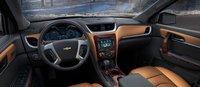 2013 Chevrolet Traverse, Front Seat, interior, manufacturer