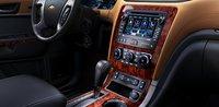 2013 Chevrolet Traverse, Center Console., interior, manufacturer