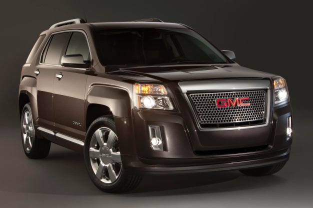2013 GMC Terrain, Front quarter view., exterior, manufacturer, gallery_worthy