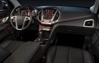 2013 GMC Terrain, Front Seat., interior, manufacturer