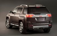 2013 GMC Terrain, Back View., exterior, manufacturer, gallery_worthy
