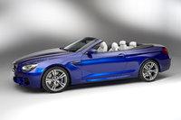 2013 BMW M6, Front-quarter view, exterior, manufacturer