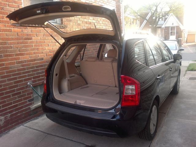 Picture of 2009 Kia Rondo LX, exterior, interior